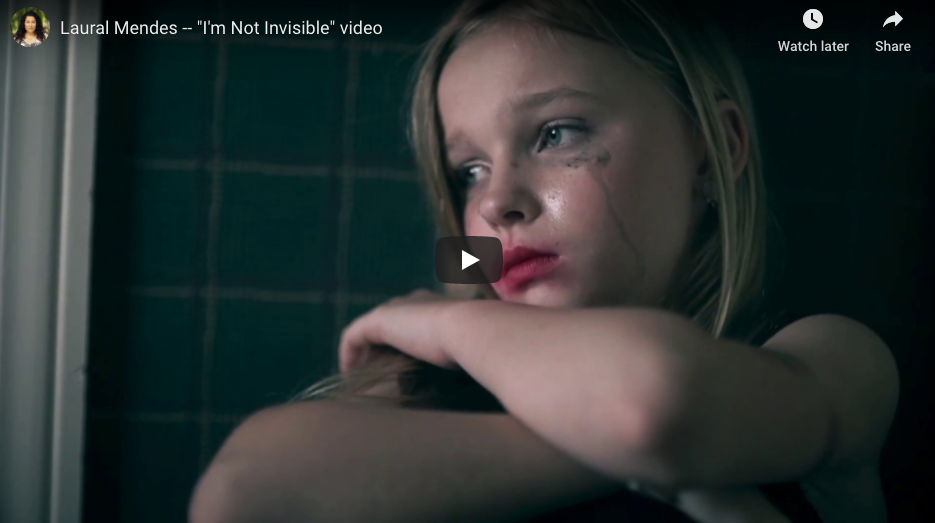 """""""I'm Not Invisible"""" Video + PSA"""