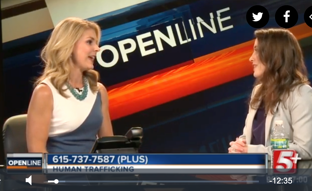 News Channel 5 OpenLine: Types of Human Trafficking