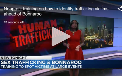 WKRN: Bonnaroo Training