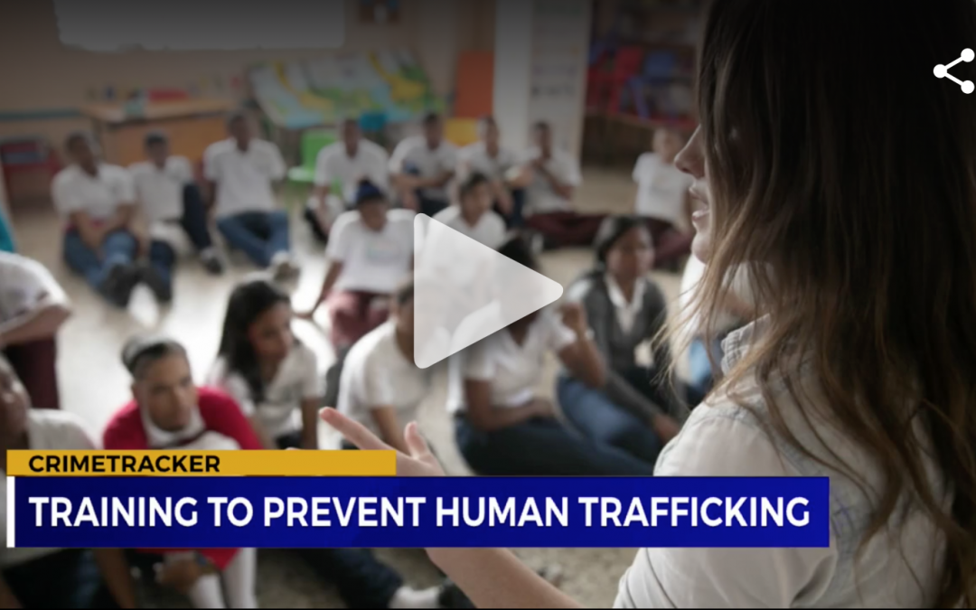 WKRN: Training to Prevent Human Trafficking